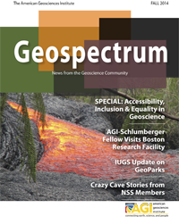 GeoSpectrum Fall 2014 Cover