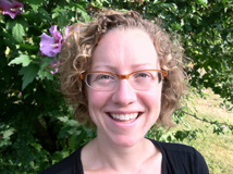 Anna Henderson, 2012-2013 AGI Fisher Fellow