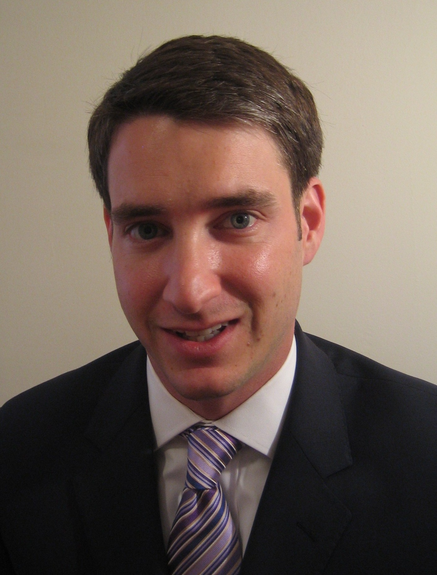 Bryan K. Mignone, 2007-2008 AGI Fisher Fellow
