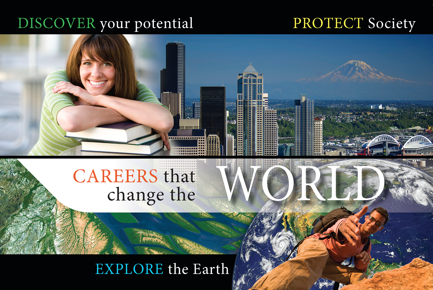 Careers that Change the World