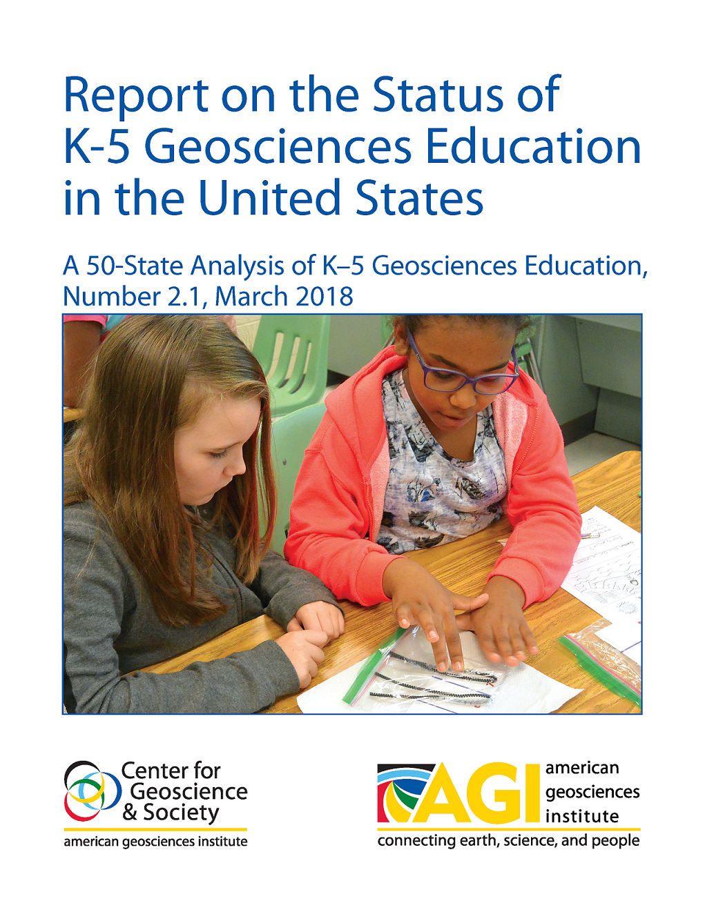 Cover of K5 Report.