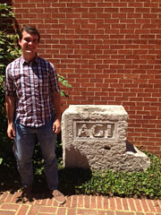 2015 AGI/AIPG Summer Geoscience Policy Intern Kalev Hantsoo