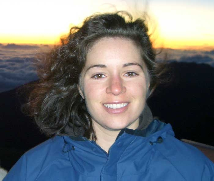 Katie Matthews, 2009-2010 AGI Fisher Fellow