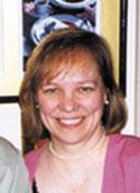 Katy Makeig, 2000-2001 AGI Fellow