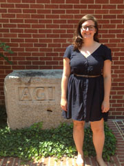 Madeline Atkins, 2016 AGI/AAPG Spring Geoscience Policy Intern