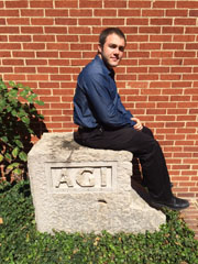 2015 AGI/AIPG Summer Geoscience Policy Intern Sam Jacobson