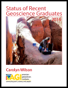 Status of Recent Geoscience Graduates, 2014