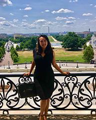 Veronica Tuazon Summer 2018 Critical Issues Intern