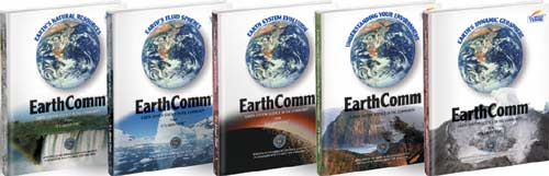 EarthComm modular editions