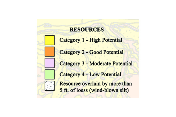 Key to Figure 2. Credit: U.S. Geological Survey