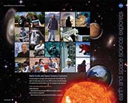 Earth and Space Science Explorers poster