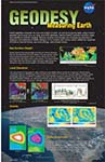 Geodesy poster