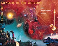 Taking Measure of the Universe poster