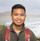 John Paul Balmonte, PhD Candidate, University of North Carolina Chapel Hill