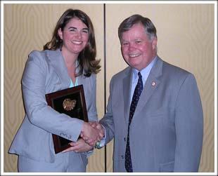 2008 Ed Roy Award Winner