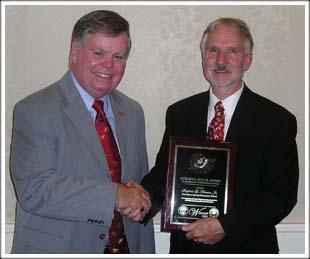 2009 Ed Roy Award Winner