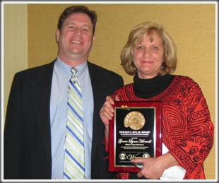 2011 Ed Roy Award winner
