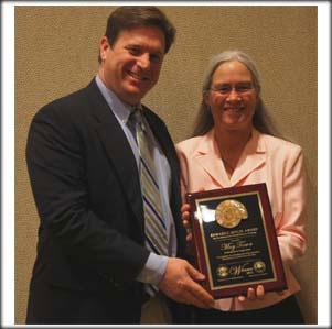 Ed Roy Award winners 2012