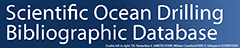 Scientific Ocean Drilling Bibliographic Database