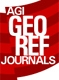 GeoRef Logo Journals