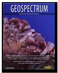 Geospectrum - Spring 2015