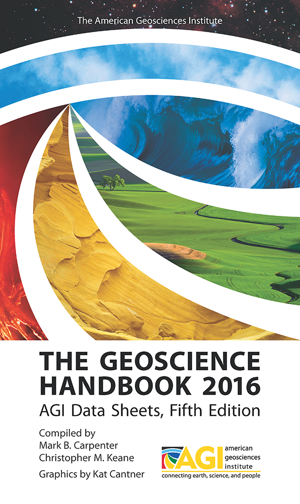 The geoscience handbook agi data sheets fifth edition american pdf version cover of the geoscience handbook fandeluxe Images