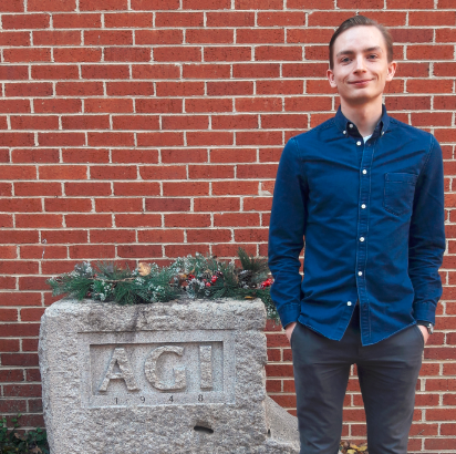 Adam Shaw, AGI Fall 2016 Geoscience Policy Intern