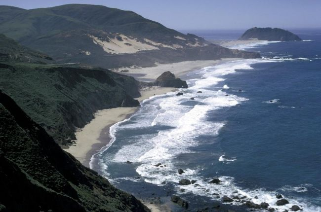 Point Sur, California