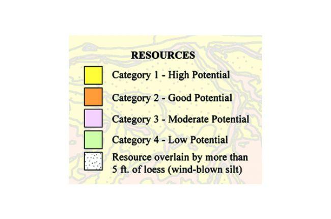 Key to Figure 2. Credit: U.S. Geological Survey