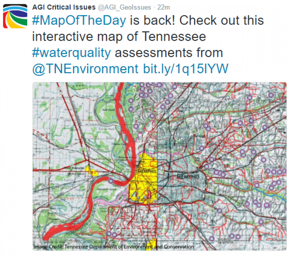 Critical Issues: Map of the Day - Water Quality Assessments in ...