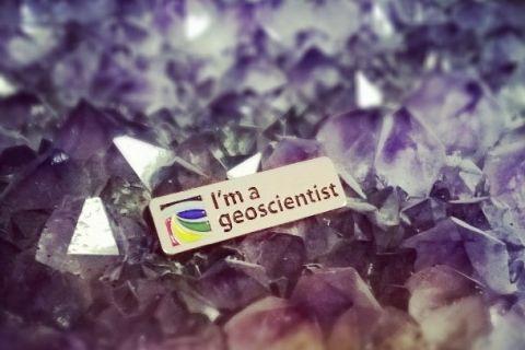 I'm a Geoscientist pin