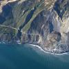 Landslide in Big Sur, California, July 2017. Image credit: U.S. Geological Survey