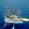 The Noble John Sandifer jackup rig