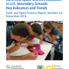 Cover of secondary education report