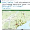 #MapOfTheDay! Check out this interactive map of mineral resources in Maine from @MaineDACF  #mainething