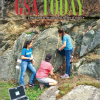 The July 2017 Cover of GSA Today