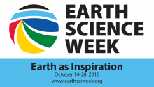 Earth Science Week 2018 theme announcement