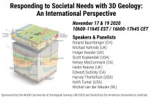 3D Geologic Mapping webinar cover image