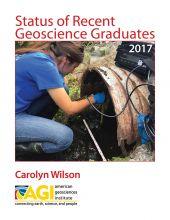 Status of Recent Geoscience Graduates 2017