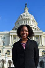 Aisha Morris, 2011-2012 AGI Fisher Fellow
