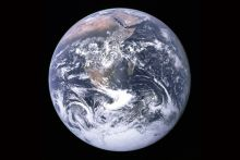 A Satellite Image of the World. Image Credit: NASA