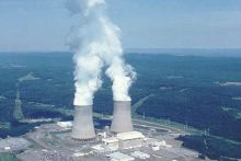 Nuclear reactors and cooling towers at the Susquehanna Steam Electric Station south of Shickshinny, Pennsylvania. Image Credit: Nuclear Regulatory Commission