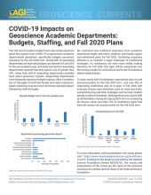 cover of Currents Data Brief 2020-007