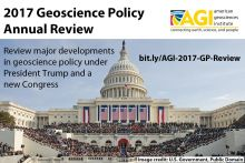 2017 Geoscience Policy Annual Review