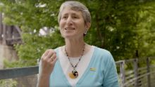 Photo of AGI Earth Science Education Ambassador Sally Jewell
