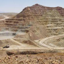 Mining operations. Credit: U.S. Geological Survey/photo by Robert Kamilli