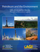Front cover of Petroleum and the Environment (2018)
