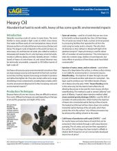 Cover of Heavy Oil