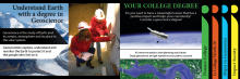 Understand Earth with a degree in Geoscience