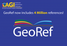GeoRef logo for 4 Million